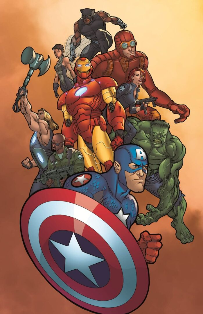 Ultimates Avengers